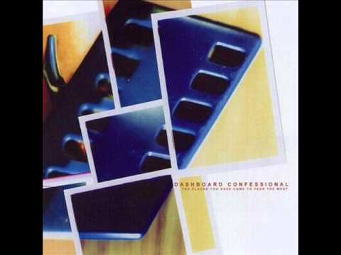 Dashboard Confessional - Again I go unnoticed