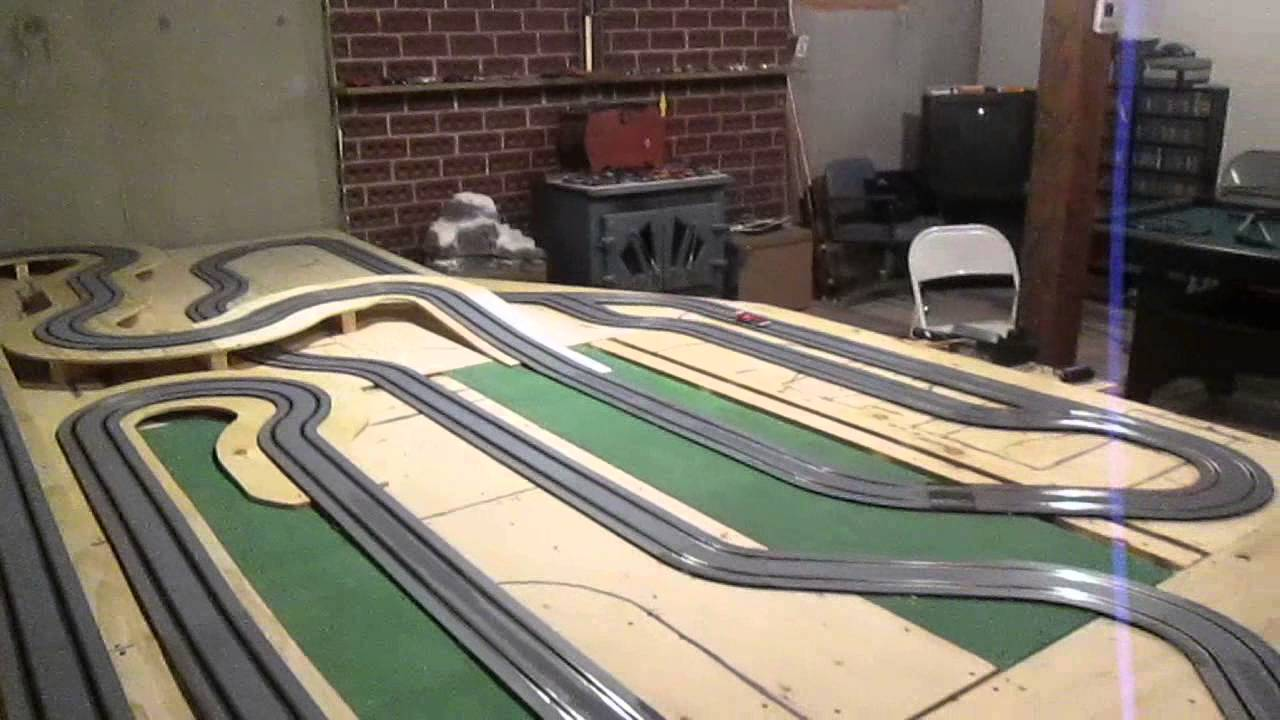 1 43 slot cars carrera go youtube. Black Bedroom Furniture Sets. Home Design Ideas
