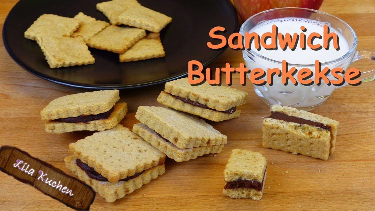 pick up sandwich butterkekse selber machen schokoladige doppelkekse rezept einfach backen. Black Bedroom Furniture Sets. Home Design Ideas