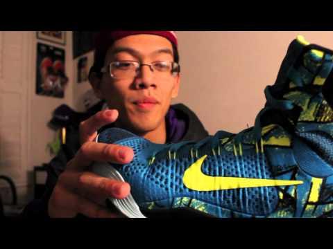 Nike Kobe 9 Elite Performance Review | Kicksologists.com
