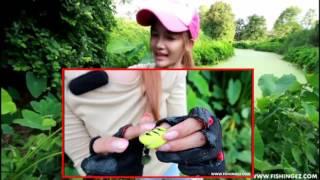 mancing ikan TERKUTUK dengan gadis kampung