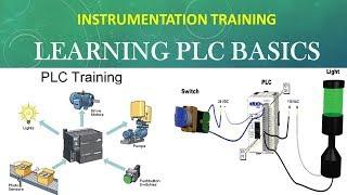 INSTRUMENTATION AND CONTROL TRAINING BASIC PLC PROGRAMMING STUDY MATERIALS