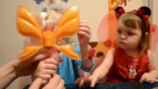 Відкриваємо іграшки Вінкс клуб лялька Стелла, а також Беатрисс Winx club Stella Beatrice