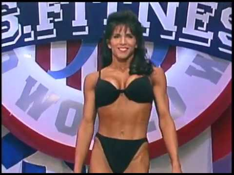 Arnold Sports Festival Ms  Fitness World 1995