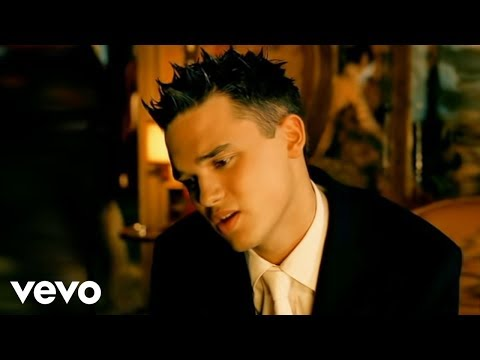 Клип Gareth Gates - Anyone Of Us (Stupid Mistake)