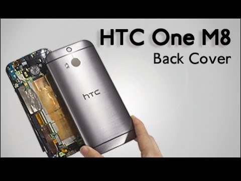 Back Cover for HTC One M8 Repair Guide