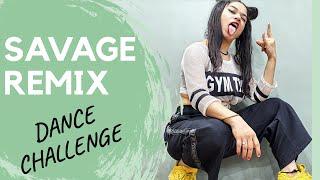 Megan thee stallion - savage remix | dance challenge