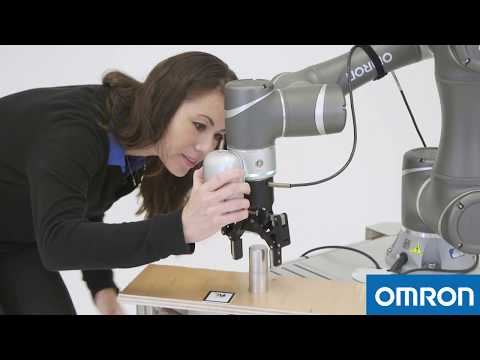 Omron Collaborative Robots Tutorial 5 – Vision Calibration and Vision Node