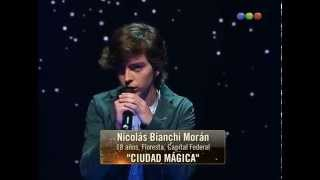 Ciudad Mágica (Tan Biónica): Nicolás Bianchi / Sillas - Elegidos