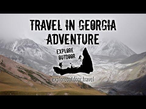 Travel In Georgia (Explore Outdoor Adventure)