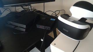 Tuto FR | Branchement et Paramétrage  du Playstation VR de Sony [PLAYSTATION VR]