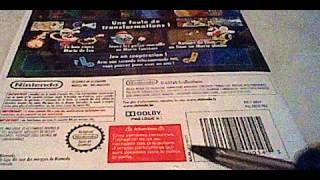 Copie de Unboxing de Super Mario Galaxy