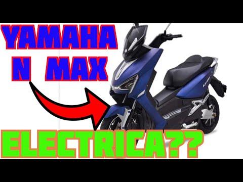 La MEJOR Moto ELECTRICA En El 2020 (AIMA  T3 )😲😱🤔🤔🛵🛵⚡⚡⚡⚡ Yamaha N MAX Electrica??