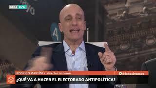 Elecciones 2019: ¿Cómo vienen las encuestas? | Carlos Pagni con el director de Isonomía