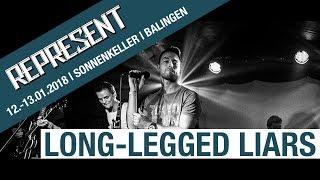 REPRESENT-TV | Balingen | 2018 | Bandvorstellung | Long-Legged Liars