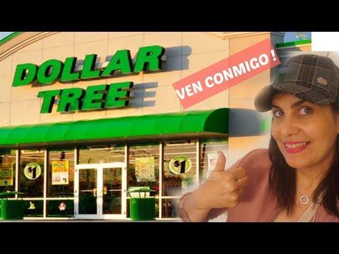 VAMOS AL DOLLAR TREE | UN PASEO POR MI TIENDA FAVORITA ♥