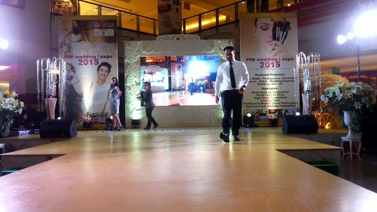 Fashion show phri palembang 2 youtube