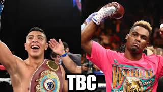 Jaime Munguia Tells Jermell Charlo Run me my WBC Belt!!!