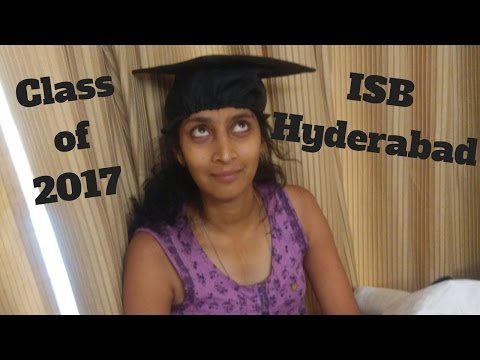 Graduation Day! I Not Out And About Travel Vlog I ISB Hyderabad