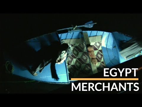 Egypt - Merchant Pirates Attack on the Nile River !