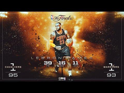 2015 NBA Finals: Game 2 Minimovie