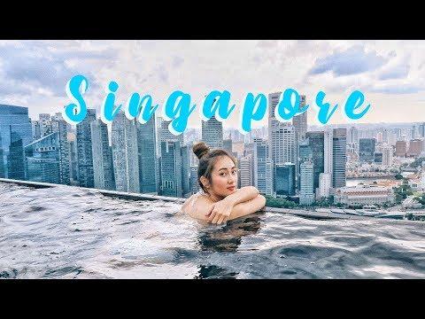 Hello Singapore 新加坡 2017 5D4N vlog|kayan.c