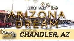Living in Chandler, AZ - Real Estate and Homes by Century 21 Northwest