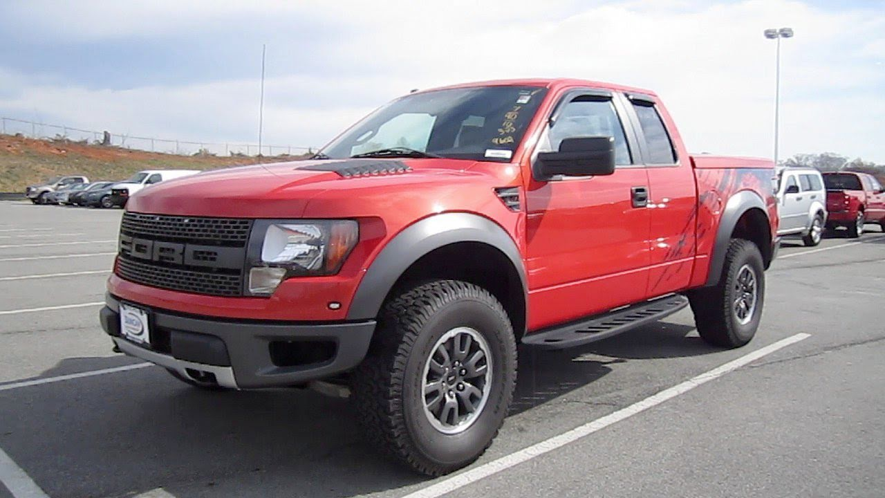 2010 ford f 150 svt raptor 5 4 start up exhaust and in depth tour youtube. Black Bedroom Furniture Sets. Home Design Ideas