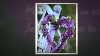 Свадебные приглашения Gilliann Violet