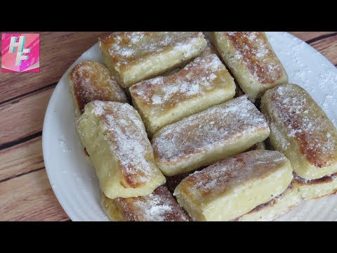 Вкусные БАТОНЧИКИ за 20 Минут | БЫСТРЫЙ Завтрак Или Перекус Из Творога