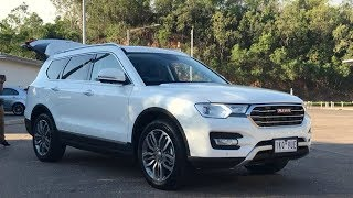 2018 Haval H7 Review – Passenger Ride