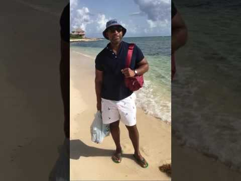Grand Cayman Islands Photoshoot Preparation