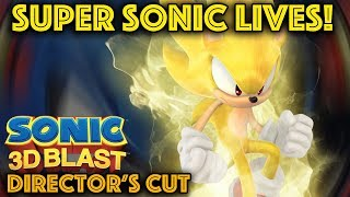 Super Sonic Blasts into Sonic 3D - Director