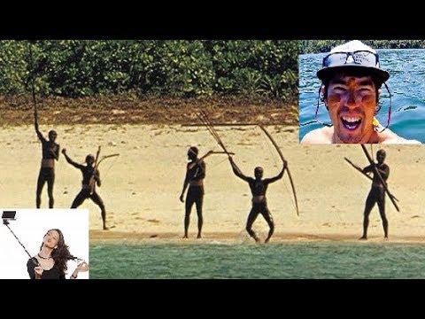 Dumb Tourist Invades Sovereign Island, Gets Himself Killed - Coffee Corner