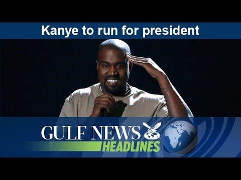 Kanye to run for president - GN Headlines