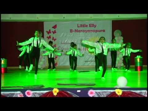 Ek Jindari By Little Elly B Narayanapura Kids - Annual Day 20108-19