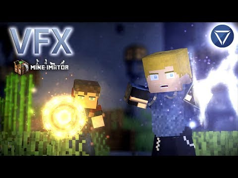 VFX ~ A Mine Imator Tutorial / MAGIC EFFECTS! (100% Mine Imator)