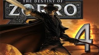 The Destiny of Zorro (Wii) Walkthrough Part 4