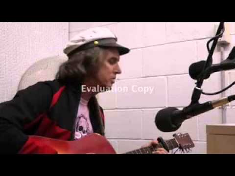 AUSTRALIA (Whore of the World) - John Gordon: Live on 4DDB Community Radio, Toowoomba.