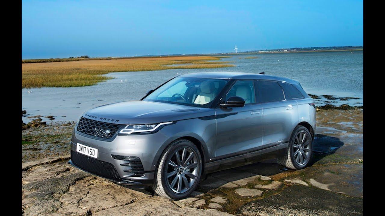 Car Review Range Rover Velar R Dynamic Hse D300 Youtube