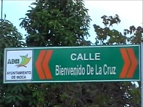 TRIBUTO A BIENVENIDO DE LA CRUZ EN MOCA REP.DOM.🎸🎼🎶🎵🎷🎤🎓🍀🇩🇴⭐️⭐️⭐️⭐️⭐️.