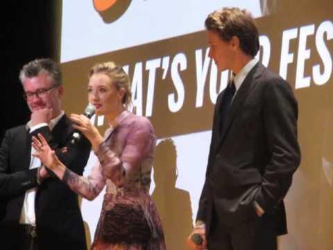 How I Live Now Pt 3 - Saoirse Ronan, George MacKay - TIFF ...