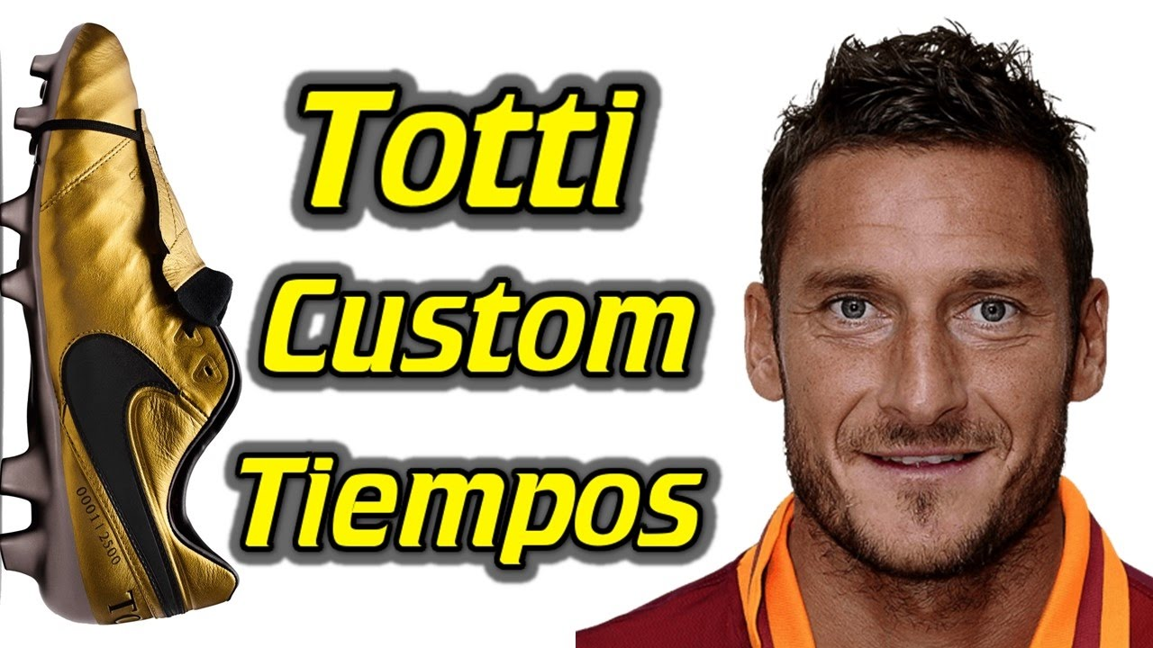 the best attitude 18ad3 10f56 Totti X Roma Nike Tiempo Legend 6 - One Take Review + On Feet