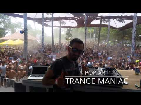 Pop Art - Trance Maniac (Equilibrio Party Brazil)