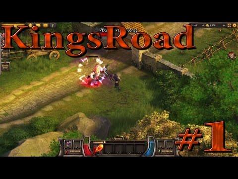 "Let's play ""KingsRoad"" #1"