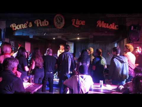 Nastyville - American Dead - Live al Bone's Pub Live Music - Omegna - 04/11/2017