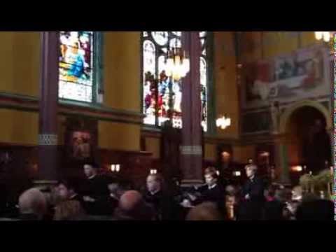 """""""Recession"""" by the Cathedral of the Madeleine Choir"""