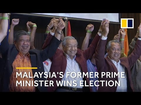Malaysian election result: Former Prime Minister Mahathir to return to power after opposition