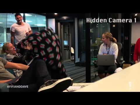 Fev Arrives To Work Drunk | Fifi & Dave | FoxFM Melbourne