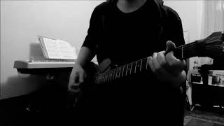 Marduk - Temple Of Decay (Guitar Cover)